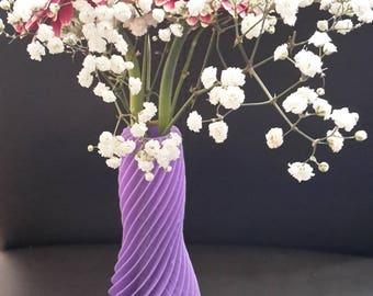 custom soliflore vase