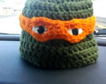 Nonja Turtle Hat
