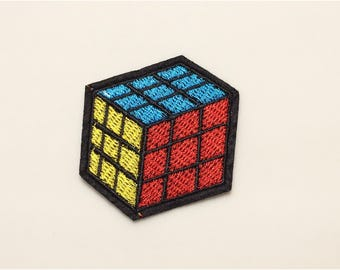 Rubik's Cube patch