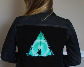 Deathly Hallows Denim Jacket