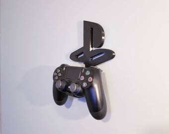 PS4 | Stand | Dock | Sony | Controller Wall Mount | Playstation 4 Pro | Holder | Remote | Gaming | Gift | PSN