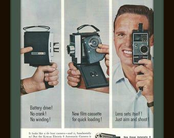 kodak automatic 8 movie camera manual