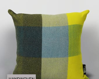 Modern Check Cushion (65x65cm)