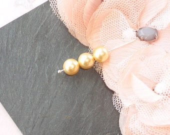 natural Pearl, round cultured pearls, mother of Pearl natural 8 mm