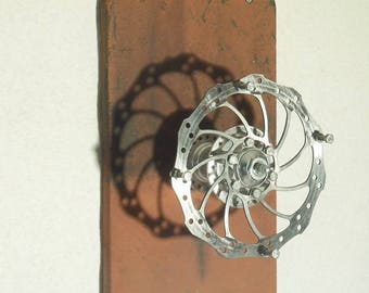 Towel rack! Jewelry holder! Upcycling!