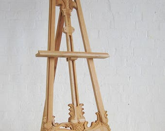 French Wedding Easel