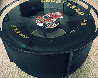 Nascar Tire Table W. Dale Earnhardt Jr Diecast Model
