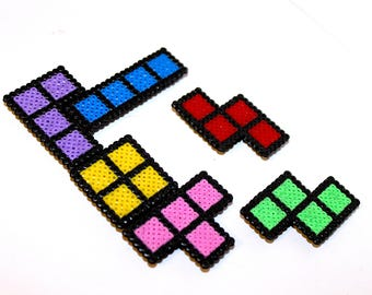 Magnets - Tetris
