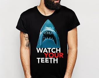 jaws movie tshirt, jaws movie t-shirt, jaws tshirt, shark tshirt, jaws t-shirt, shark t-shirt