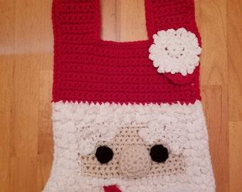 Santa Clause Baby bib