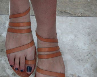 Sandals Women's,Gifts for women,Postmodern,Women's Sandals,Handmade leather Sandals,Leather Sandals,Natural Sandals,Greek Sandals ELEONORA