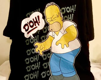 Homer Simpson classic t