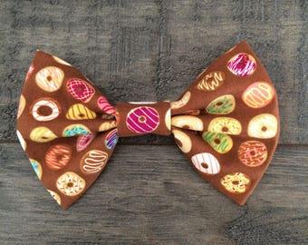 Donut Pet Bow Tie