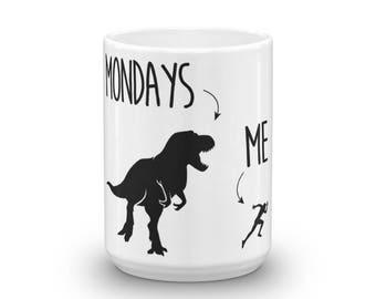 Monday Vs Me Mug