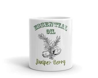 Essential Oil Juniper Berry Mug