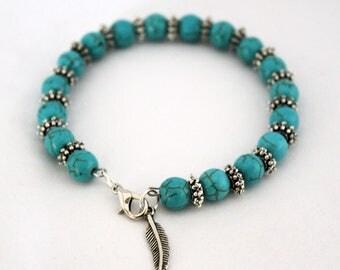 Turquoise Ocean bracelet