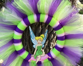 Tinker Bell with Pink