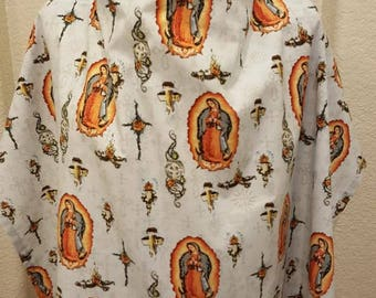 Our Lady of Guadalupe Nursing Cover