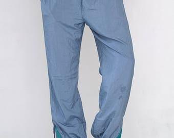 VINTAGE Blue DINGO Retro Bottom Joggers
