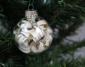 A Christmas Carol Christmas Ornament