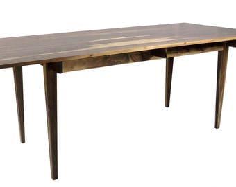 erik mid century modern dining table - Mid Century Modern Dining Room Tables