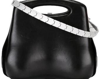 Chanel Black  2005 Ergonomic Bag