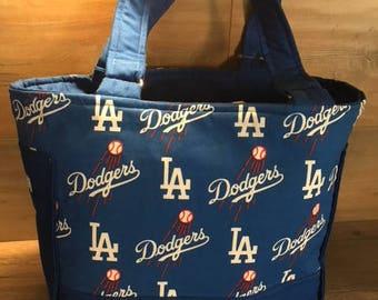 Los Angeles Dodgers Tote Bag