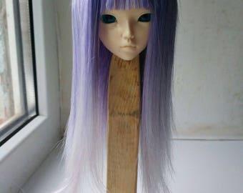 "Sale Wigs on Minifee, bjd ,MSD ,MNF, 7-8"" wig,Size 7-8"",minifee, wig minifee Doll"