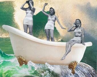 Bathin' Babes (Prints)