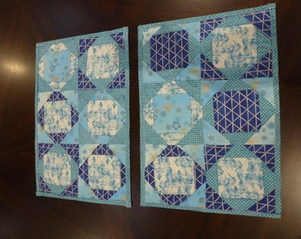 Patchwork Placemats set of 2
