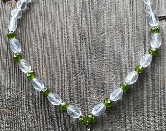 Cannabis Leaf Necklace