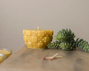 Beeswax Candle, Homemade Candles, Beeswax Candles, 100% Pure Beeswax Candle