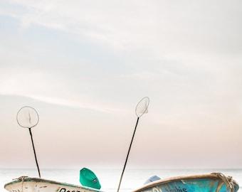 Sayulitas Fishing Boats