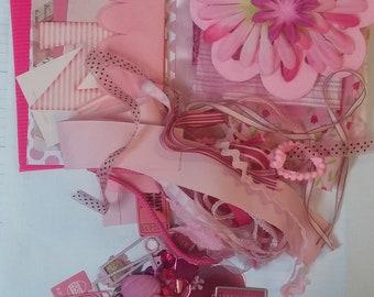 Pink Embellishments
