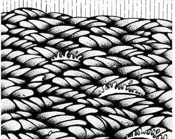 Backsplash Print