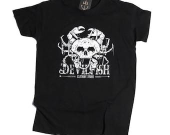 Crab Skull T-shirt