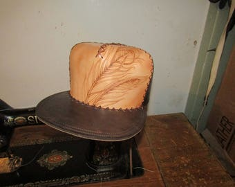 Hand made hat