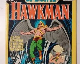 DC Special Hawkman, Issue 1