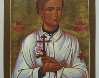 New Martyr Alexander Schmorell