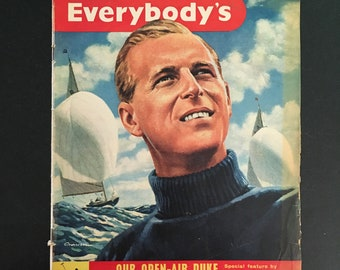 Everybody's Weekly, July 30, 1955