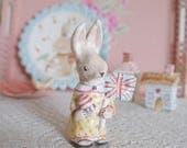 Anglophile Bunny
