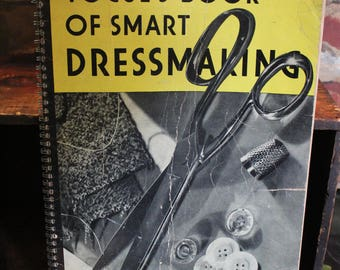 Vogue Dressmaking Book from 1930s