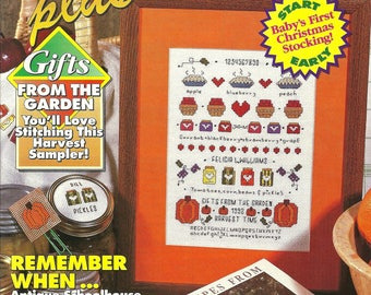 Cross Stitch magazine September 1993