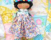"""Bess - 14"""" Doll"""