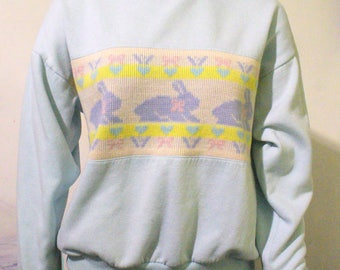 Simply Basic Bunny Sweater