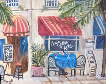 Cafe of the Arts