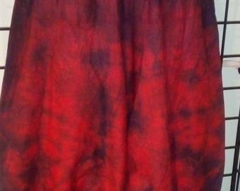 Cotton Yoga, Harem, Aladdin Baggy Tie Dye Pants One size