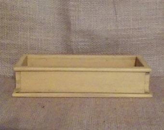 Small Yellow Tray