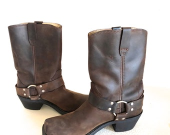 WESTERN DURANGO Leather Boots