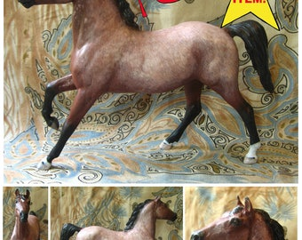 Custom Breyer Horse MADE TO ORDER 6 Inch Classic Figure, Made To Your Specifications Customized cm Dream Horse Painted Portrait Model Horses